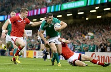 Ireland will play 19th-ranked Canada in their opening November Test next year
