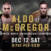 Where are the best places to watch McGregor's title fight at UFC 194 in Ireland?