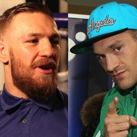 'I've been compared to Muhammad Ali... now you're trying to compare me to Tyson Fury'