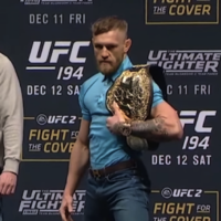 A Letter from Las Vegas: Introducing a Conor McGregor we haven't seen before