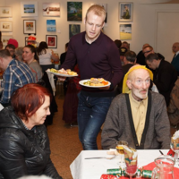 Steven Naismith shows he's football's nicest guy by feeding the homeless in Glasgow
