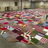 The world's largest Christmas stocking is truly, ridiculously massive