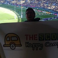 The Happy Camper: And now the party goes on without us