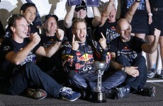 Widespread praise for champion Vettel