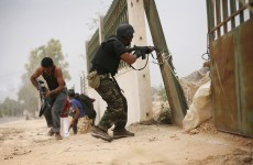 Libyan rebels tighten grip on loyalist stronghold Sirte