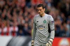 Craig Gordon's horrendous mistake is the icing on Celtic's miserable campaign