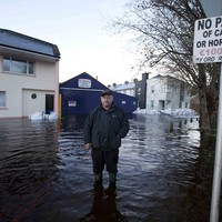 Status orange rainfall warning issued - as Shannon water levels continue rising