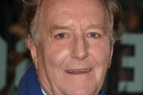 Robert Hardy arrives for the UK Premiere of Harry Potter And The Order Of The Phoenix in 2007