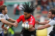 Nonu named NZ player of the year before Champions Cup debut versus Leinster