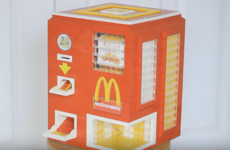This is the chicken nugget dispensing machine you've been waiting your entire life for