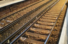 Woman saves baby from oncoming train, but is killed herself