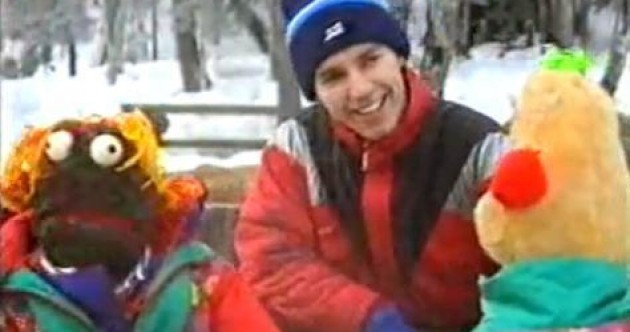 'It was the most special thing in the world' - Ray D'Arcy's lovely memories of Christmas on The Den