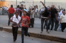 24 killed and hundreds wounded during clashes in Egypt
