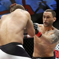 Frankie Edgar makes huge statement with first-round KO of Chad Mendes