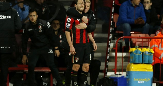 Harry Arter produces courageous performance after unspeakable personal tragedy