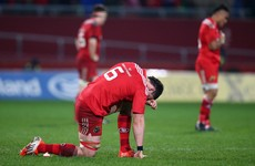 Munster's European hopes take hammer blow with Thomond Park defeat to Tigers