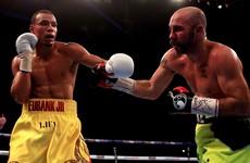 Chris Eubank Jr defeats Spike O'Sullivan after seven-round war