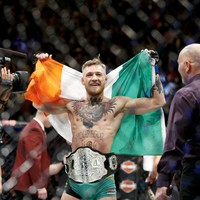 'Ireland, baby, we did it!' Conor McGregor rips up the UFC's old order