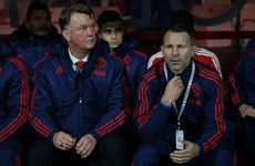 Van Gaal admits Man Utd need a great Christmas to get title challenge back on track