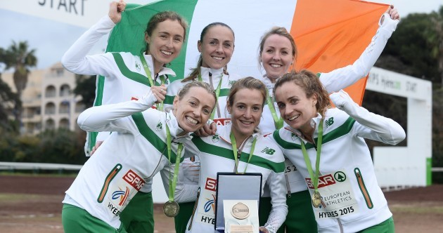 Irish women take bronze at European Cross Country championships