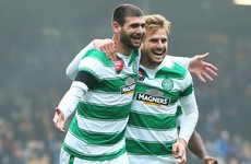 Ciftci double extends Celtic's lead at top of the table