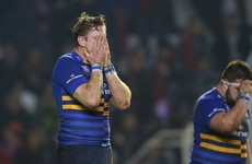 Leinster unable to upset off colour Toulon to remain winless in Europe
