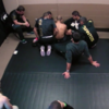Jose Aldo looks absolutely inconsolable in this post-fight dressing room footage