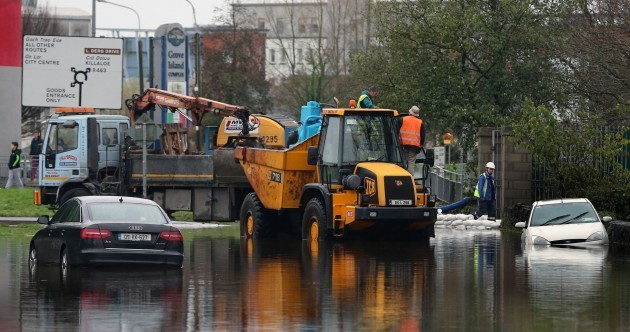 Possibility of more flooding as rainy conditions set to continue