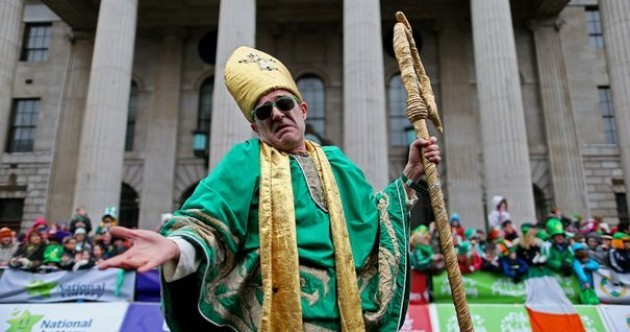Does St Patrick deserve his own flag? An enterprising Kerryman thought he did