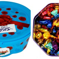 Let's settle it for once and for all: Roses or Quality Street?