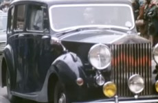 An English car enthusiast made a play for Eamon de Valera's Rolls Royce in 1985