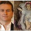 Dáithí Ó Sé's face has been spotted on this baby Jesus in Sligo town
