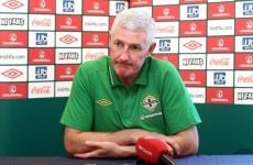 Worthington to step down as Northern Ireland boss