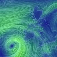 Met Éireann has just issued a fresh rainfall warning