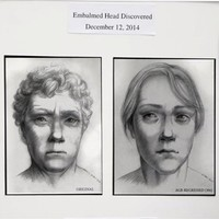 Rubber balls found in eye-sockets of severed head in US
