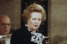 Margaret Thatcher wanted to crush Loyalist strikers just like she did the miners