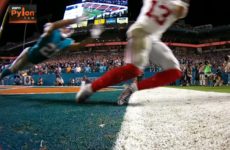 Odell Beckham Jr keeps finding new ways to do absolutely ridiculous things