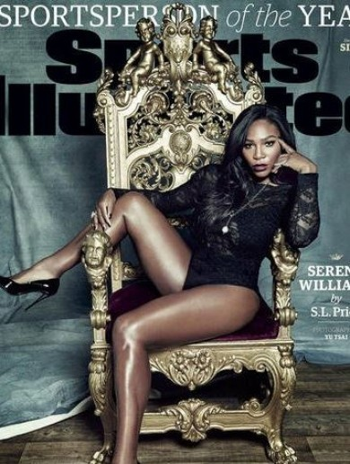 Backlash after newspaper asks if a horse is a better sportsperson than Serena Williams