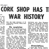 The Cork sisters who ran an IRA headquarters from their little shop