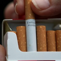 This letter is most blatant Big Tobacco threat to a Taoiseach you're likely to see