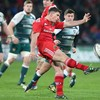 Munster call on fans to show respect in wake of jeers for Keatley