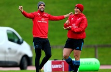Huge boost for Munster as Conor Murray states intention to stay in Ireland