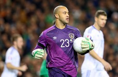 Ireland goalkeeper Darren Randolph on why rugby, GAA and basketball's loss was soccer's gain