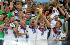 How Germany were literally made to sweat for the 2014 World Cup