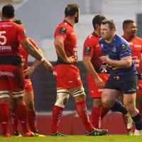 Cian Healy cited over 'striking with his knee' against Toulon