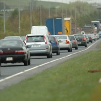 M50 drivers will have to go at different speeds, depending on how busy the road is