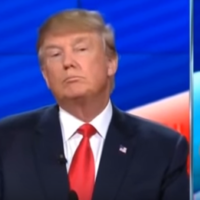 "Trump slammed as a ""chaos candidate"" as Republican race heats up"