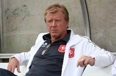 Dutch club banned from European football for three years