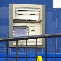 Gardaí investigating after fire breaks out at ATM