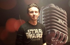The biggest Star Wars fan in Ireland was finally offered a ticket for the premiere tonight